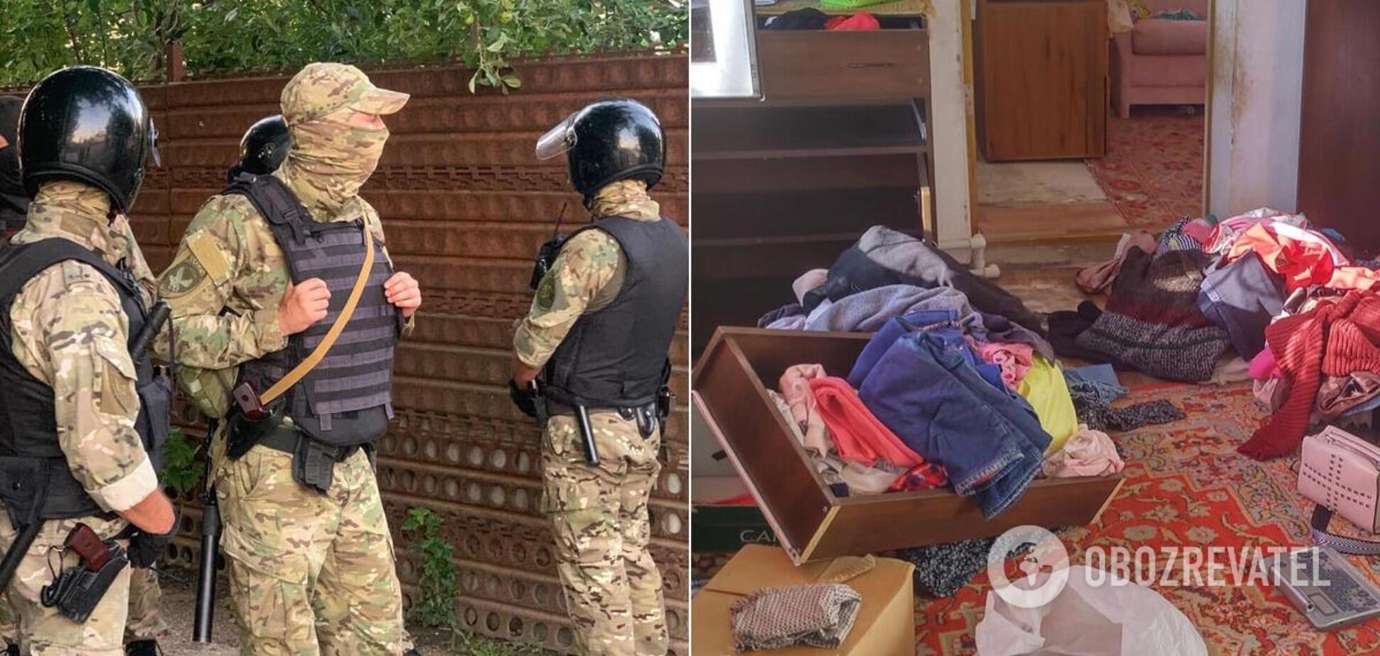 ФСБ прокоментувала затримання активістів в Криму