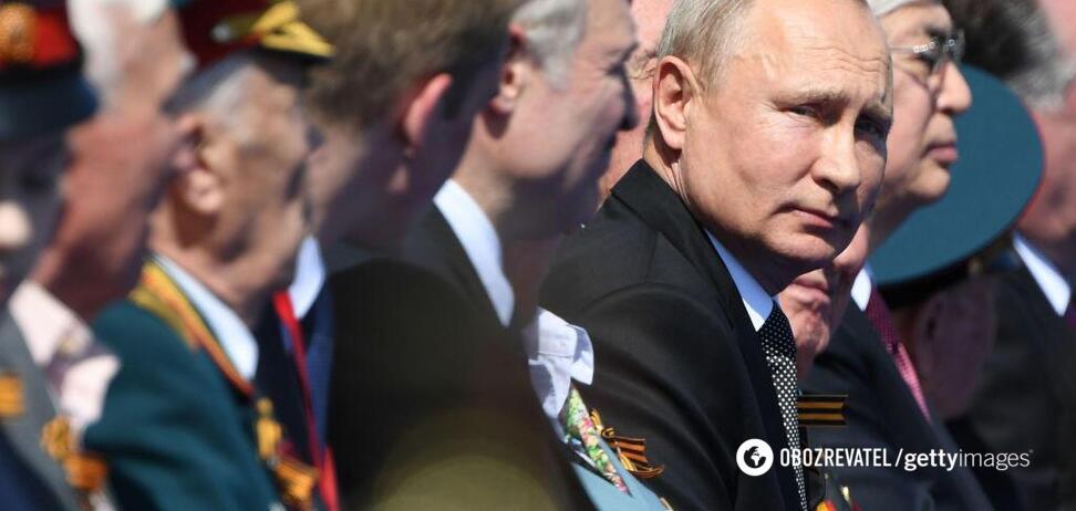 Україна як полігон для випробування зброї Росії