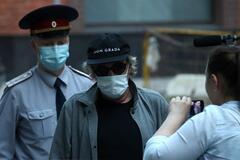 Михаил Ефремов не признает свою вину в ДТП (фото: Delfi)