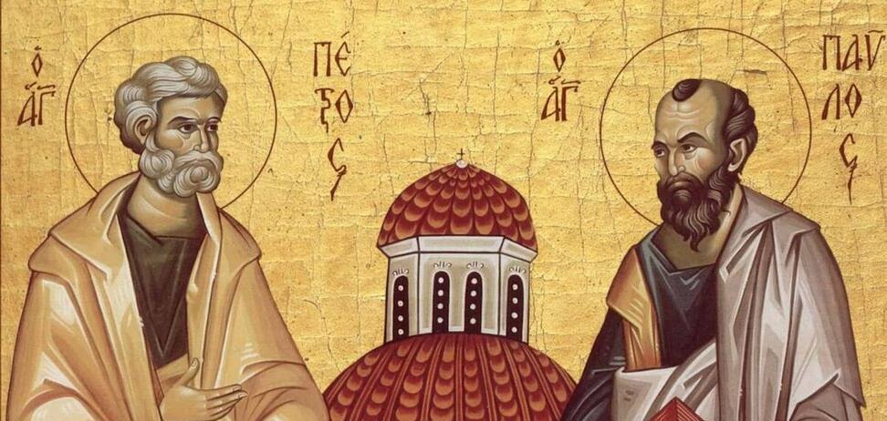 На Петра и Павла читают молитвы святым апостолам