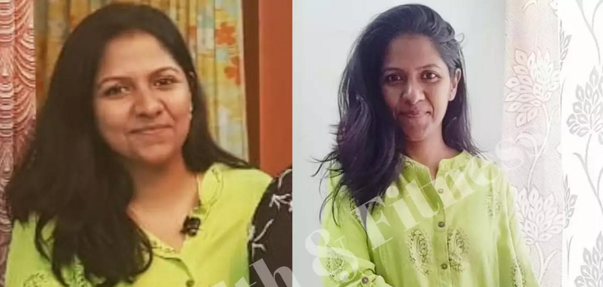 Айсварья Пандиян из Индии похудела на 21 кг с помощью интервального голодания и тренировок дома