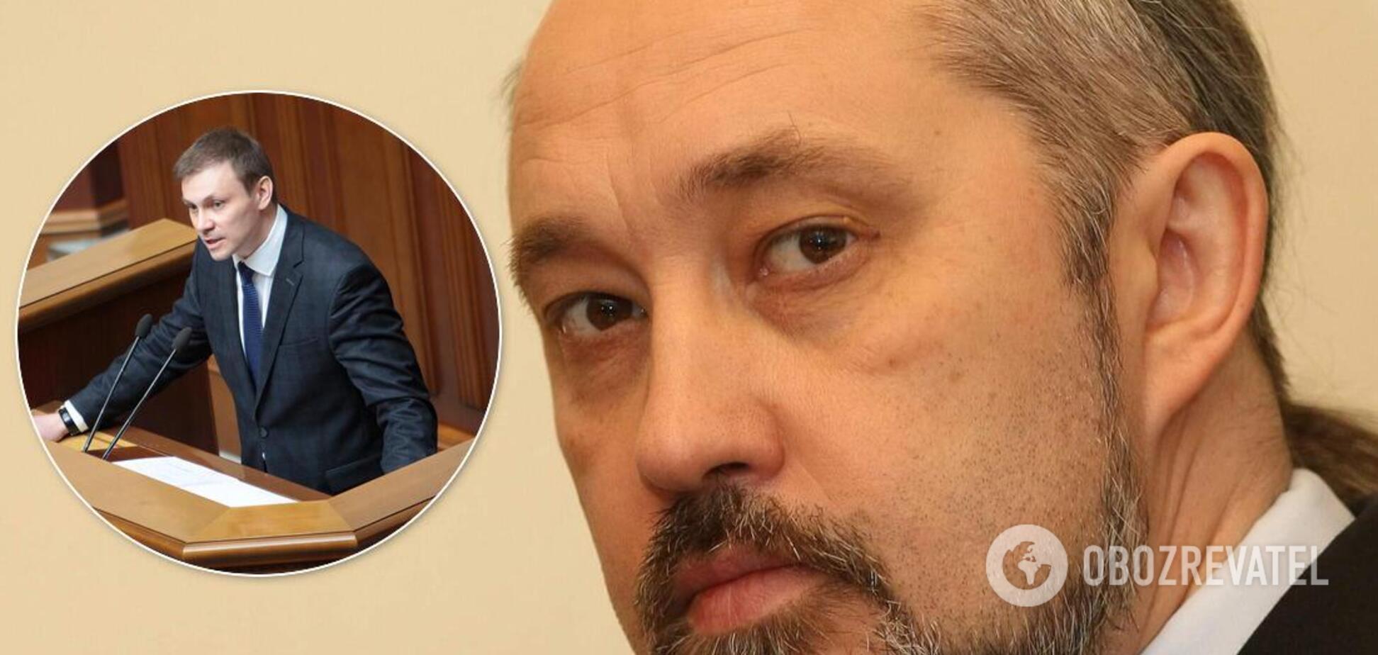 Суддя КСУ спіймав екснардепа на цитуванні воєнної доктрини Путіна