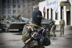 Терорист на Донбасі