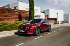 Mazda CX-3 получила новый мотор и стала экономичнее