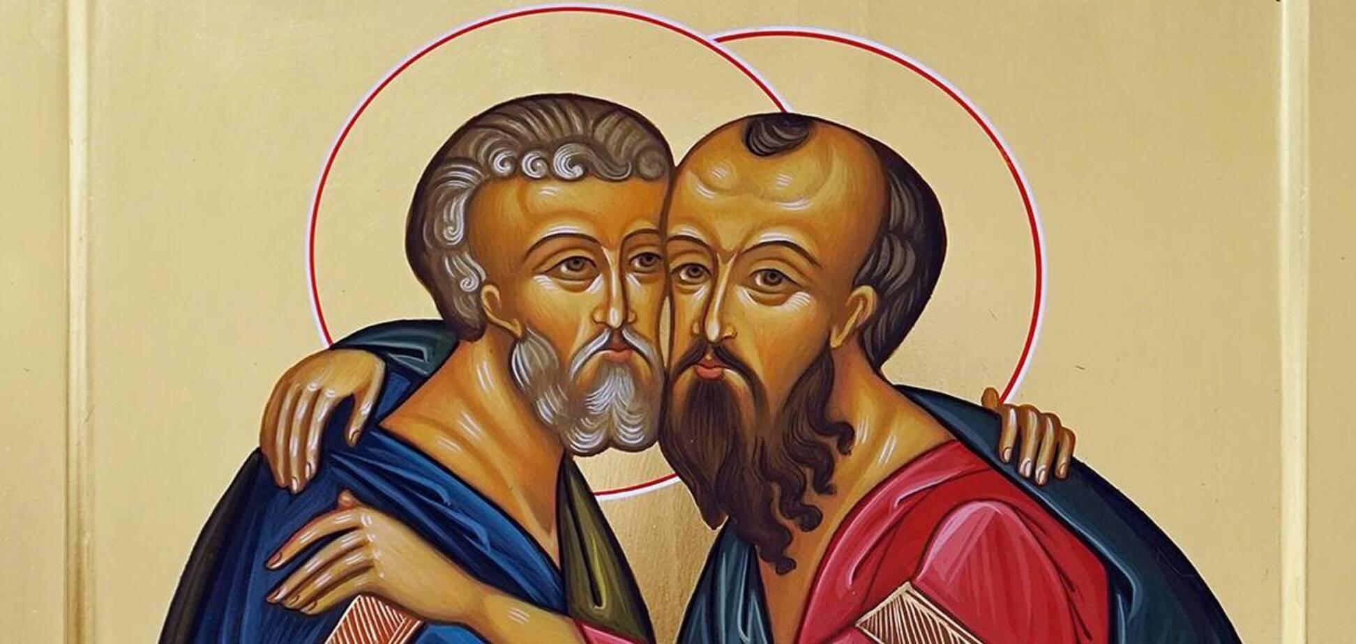 З Днем Петра і Павла пов'язано багато традицій, прикмет і заборон