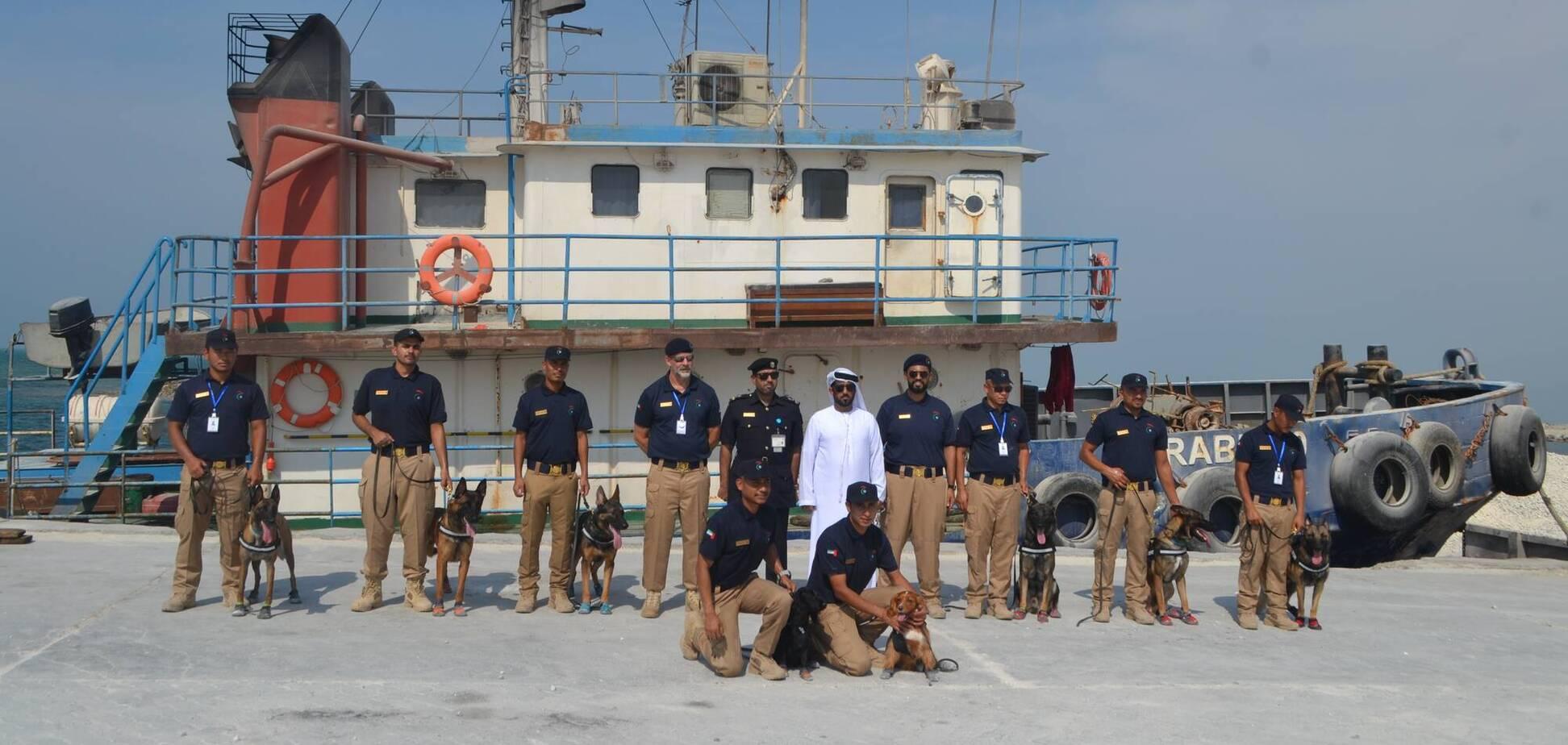 В ОАЭ начали искать больных COVID-19 с помощью собак. Источник: diag-nose.com