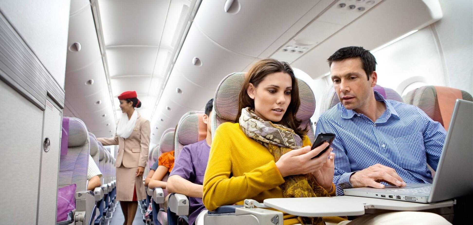 Пасажири літака (фото: Naked Science)