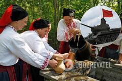 Російську мову в Україну завезли танки, – Ніцой