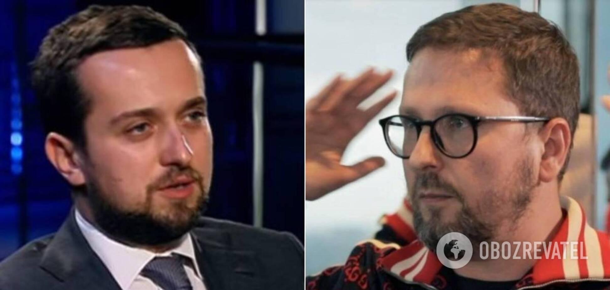 Шарий подтвердил данные об атаке помощника Тимошенко на OBOZREVATEL