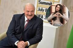 В сети опять заговорили о романе Лукашенко с Мисс Беларусь (коллаж)
