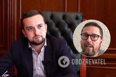 Тимошенко відповів на звинувачення Шарія у замовленні його ліквідації