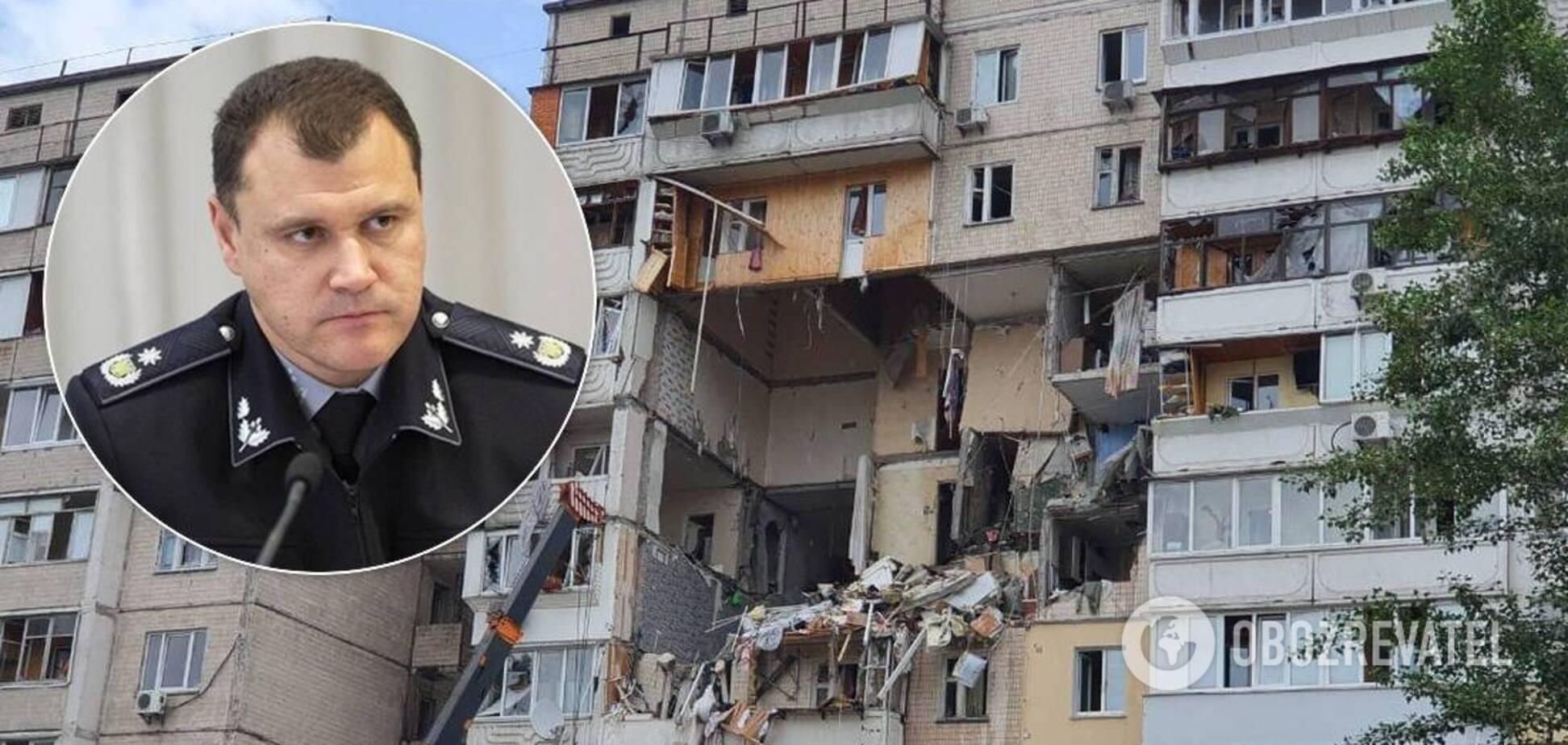 Ігор Клименко заявив, що підозри висунуть після результатів експертиз