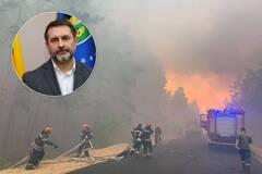 Глава Луганской ОГА поручил оценить потери населения от огня