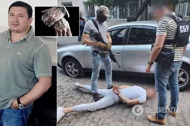 злодій у законі Лоту Гулі Надир Саліфов