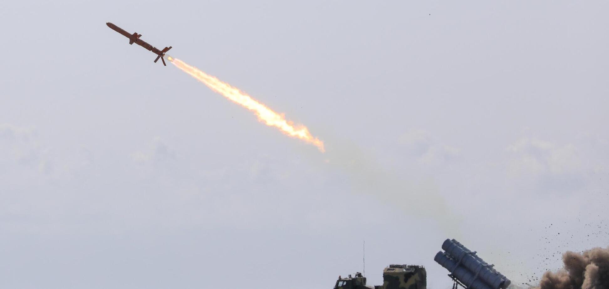 Випробування ракети 'Нептун'