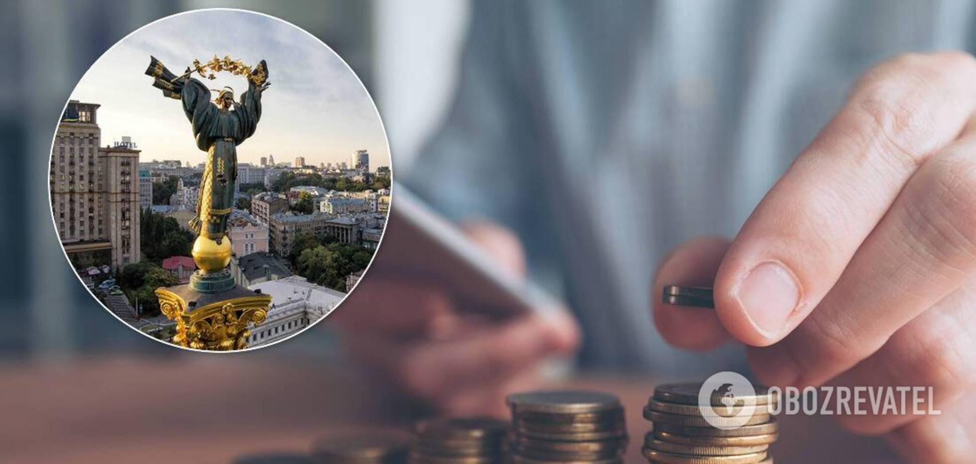 В Україні збільшилися збори ПДВ до бюджету