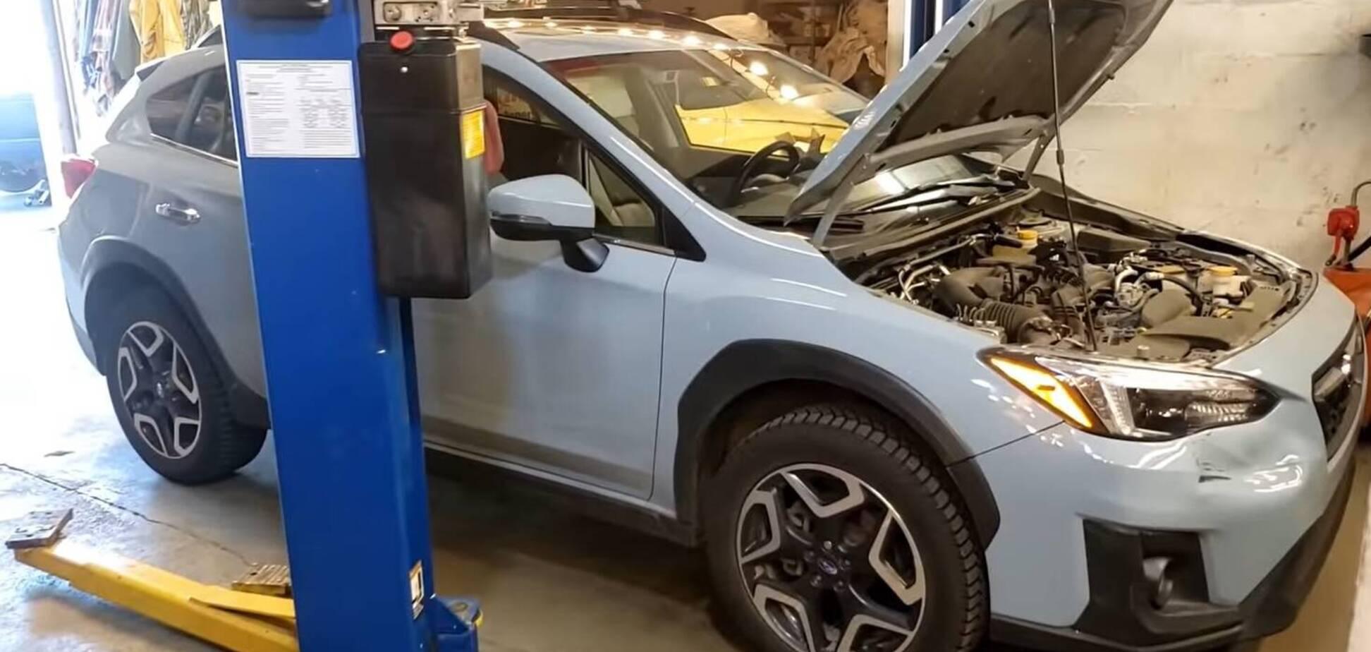 У новому Subaru забули поміняти масло: що з ним стало на 36 000 км пробігу