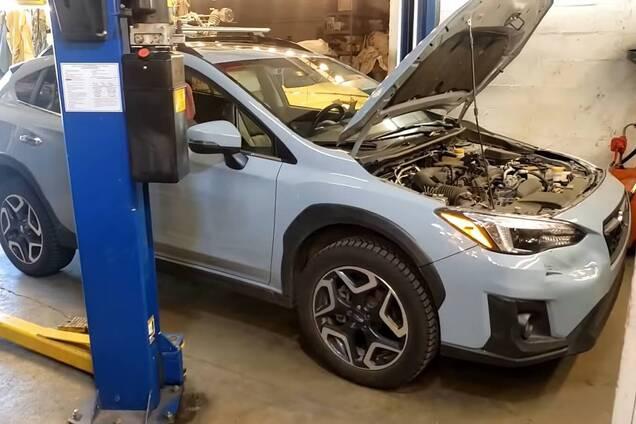 В новом Subaru забыли поменять масло: что с ним стало на 36 000 км пробега