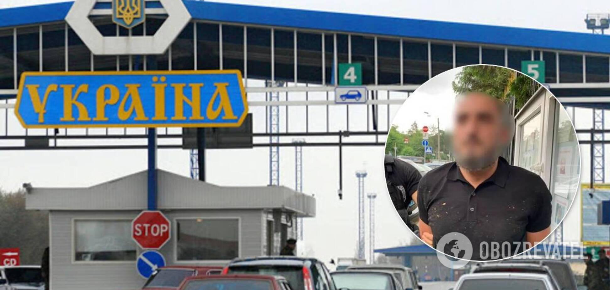 Россиян выдворили из Украины
