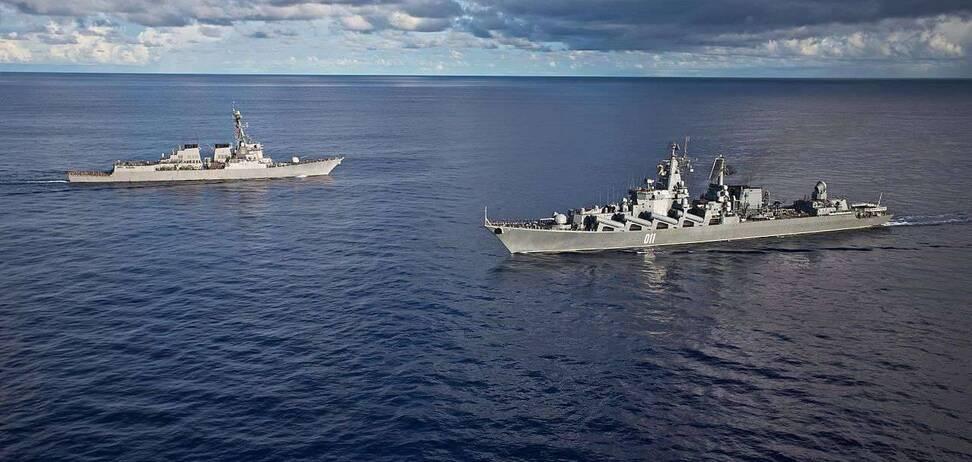 Россияне претендуют на полный контроль акватории северных морей аж до Полюса