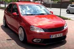В старую Dacia Logan вложили 15 000 евро: что из этого вышло
