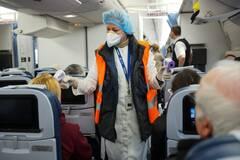 Учений вважає COVID-19 у літаках небезпечнішим за авіакатастрофи в 79 разів