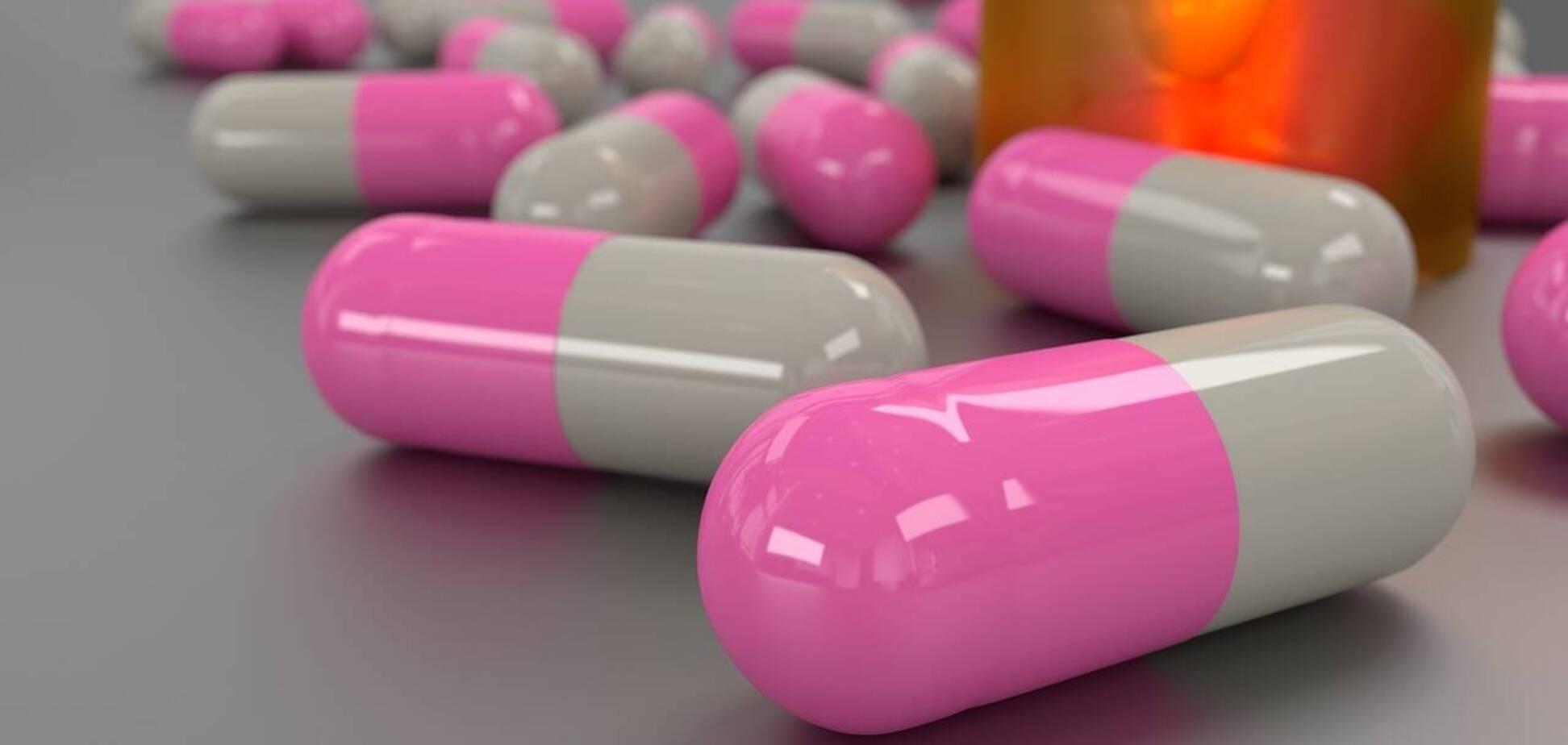 Злоупотребление антибиотиками спровоцировало вспышку пандемий