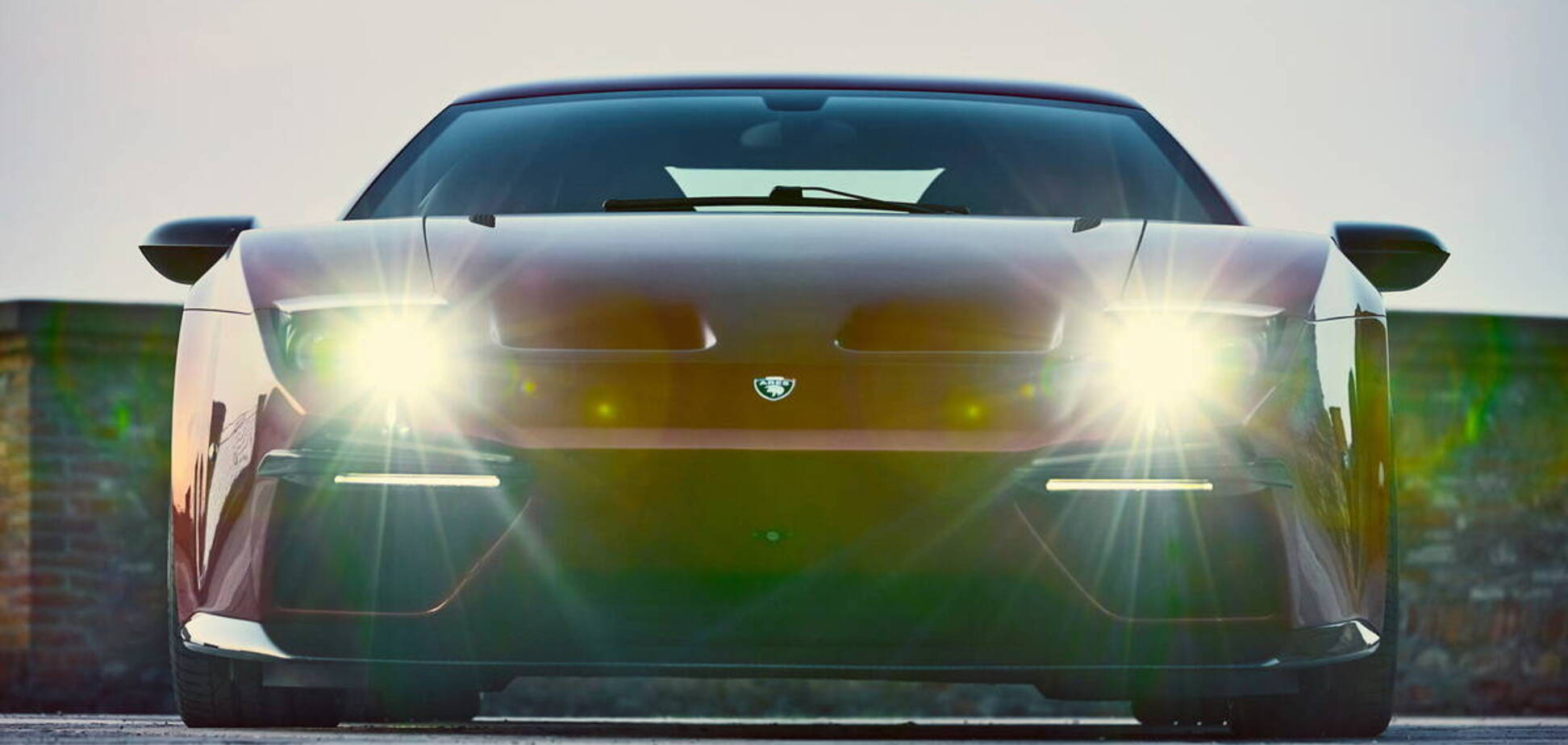 Ares Design показала спадкоємця легендарної De Tomaso Pantera