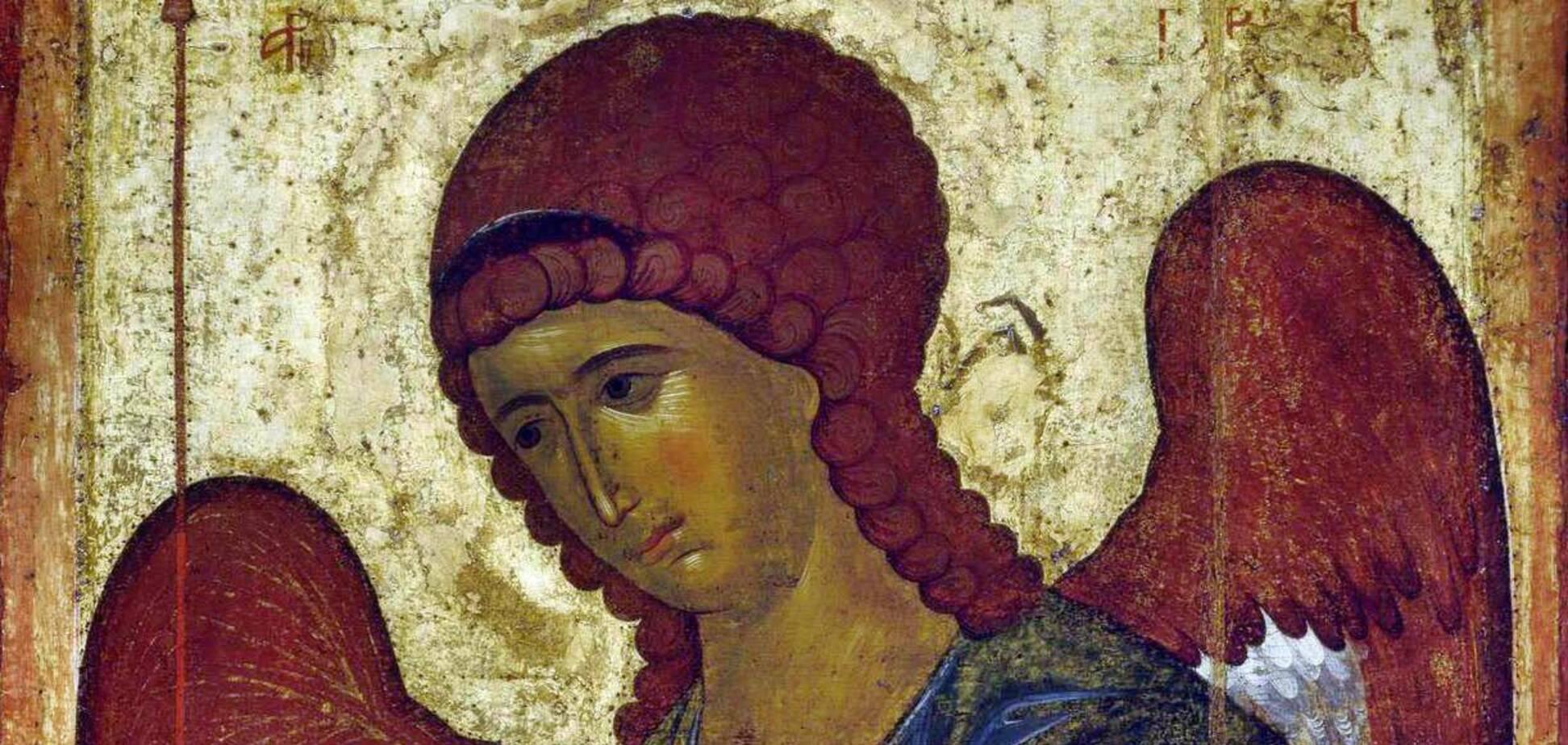 Архангел Гавриил – один из семи главных ангелов