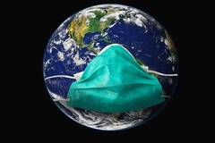 Ношение маски снижает риск заражения COVID-19 на 65%