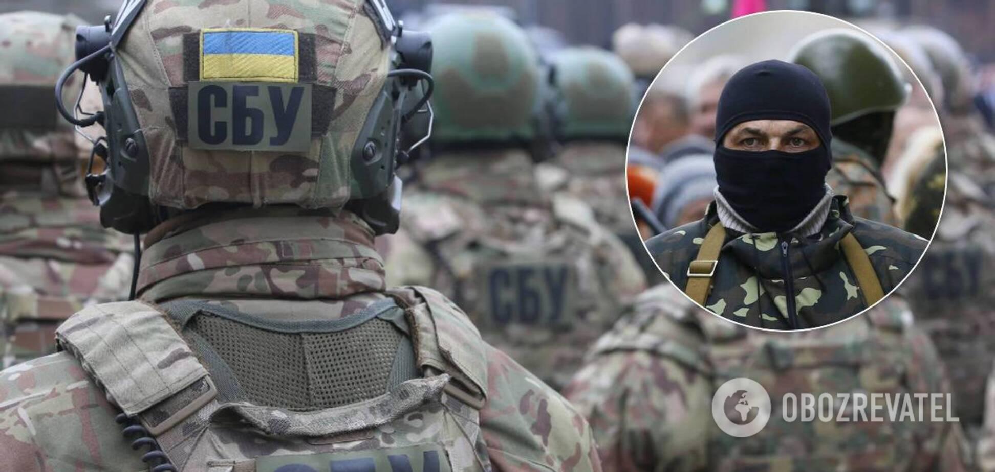 У Запоріжжі 'накрили' банду сепаратистів-ідеологів 'народної республіки'