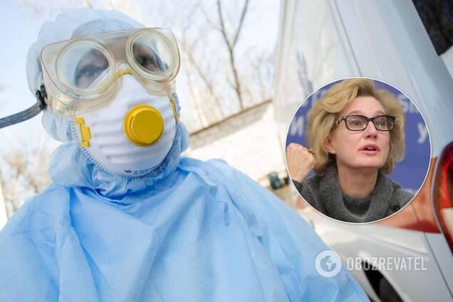 Голубовська розповіла про прорив з лікуванням COVID-19 в Україні