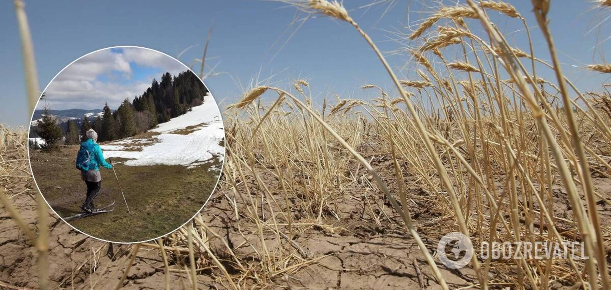 Глобальне потепління триває