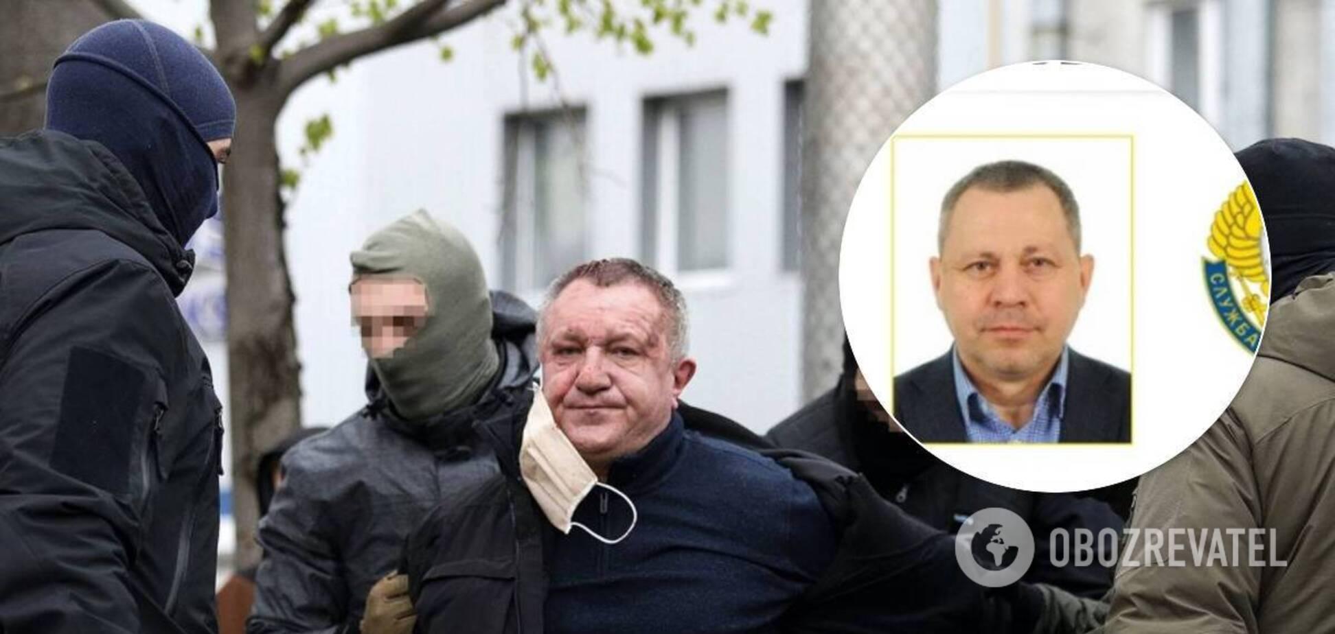 Вербовщик Шайтанова из ФСБ руководил террористами на Донбассе, – СБУ