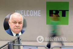 Литва запретила трансляцию телеканалов RT