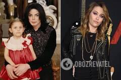 Дочь Майкла Джексона впервые рассказала, как 'резала и жгла себя' после смерти отца