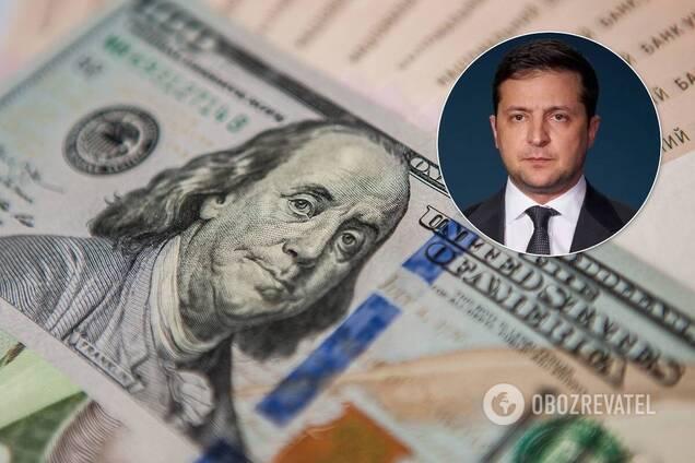 Зеленский решил обвалить курс гривни: к чему может привести новый доллар в Украине