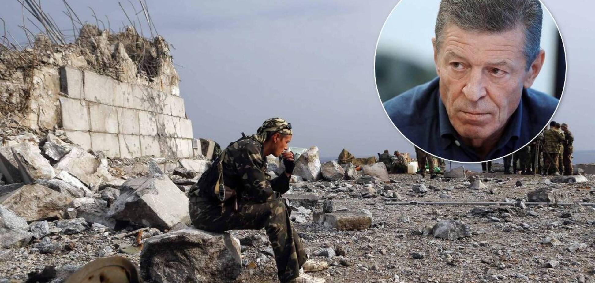 Резніков назвав нового 'куратора' РФ по Донбасу 'потужною і глибокою людиною'