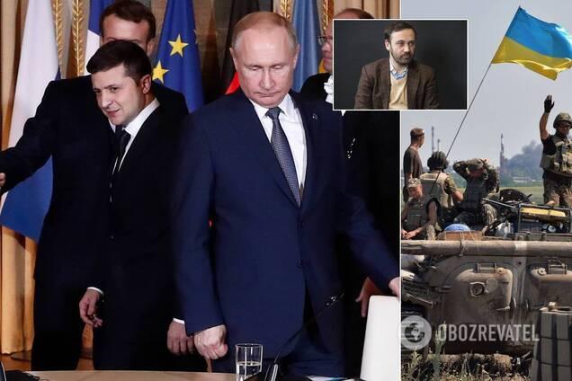 'Зеленський зробив багато помилок, а війна на Донбасі може тривати нескінченно'. Інтерв'ю з російським опозиціонером Пономарьовим