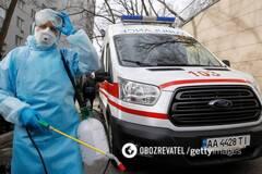 Украина стала лидером по количеству больных COVID-19 в Европе