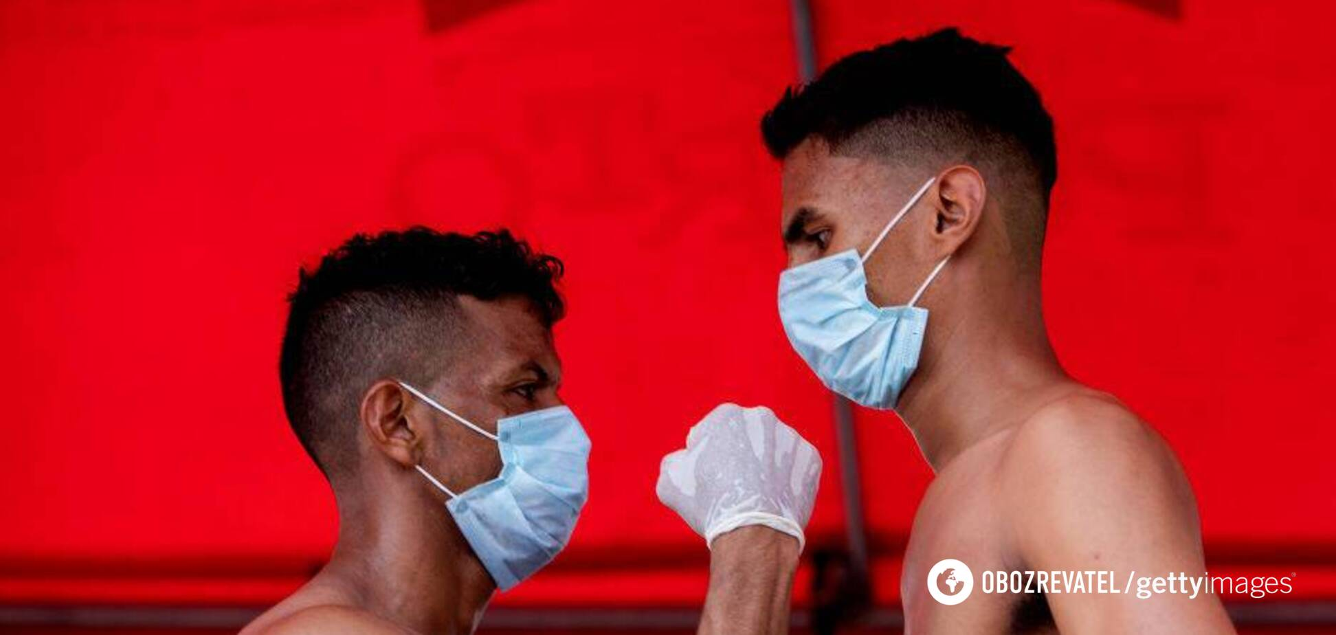 Минздрав пояснил, нужна ли маска во время занятия спортом