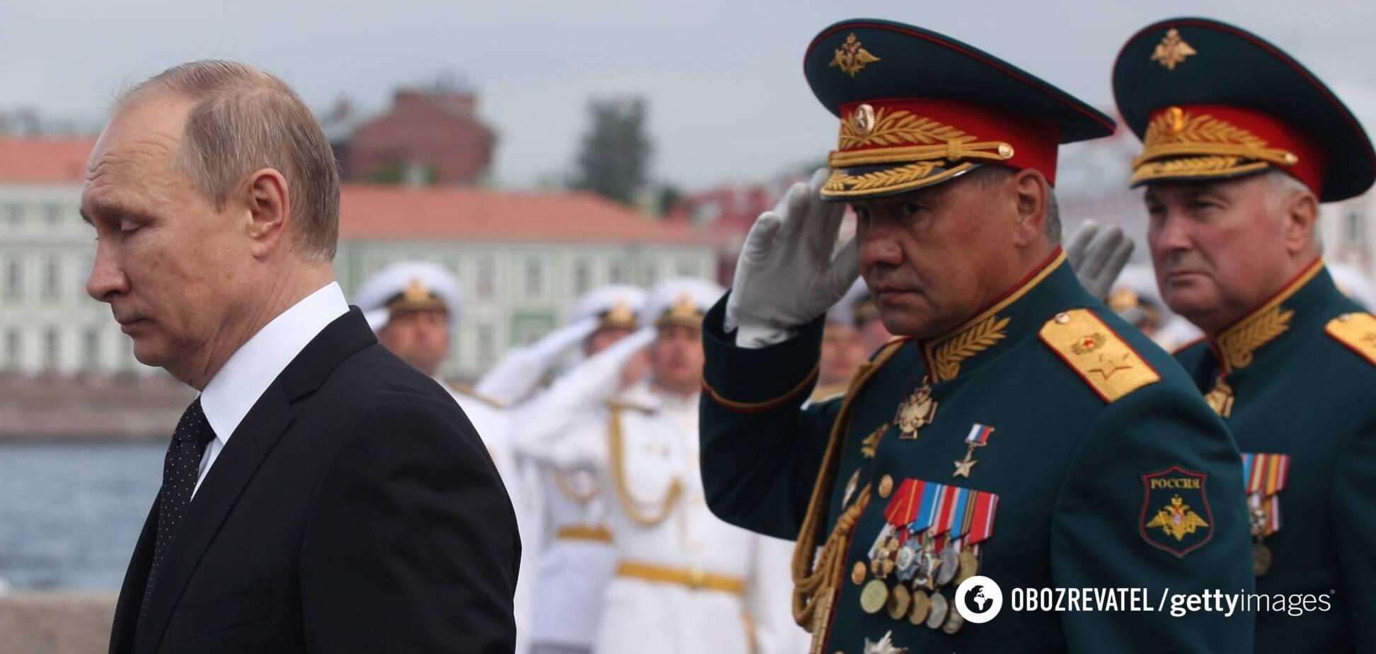 Допоки Путін у Кремлі, проти України йтиме війна, – російський опозиціонер