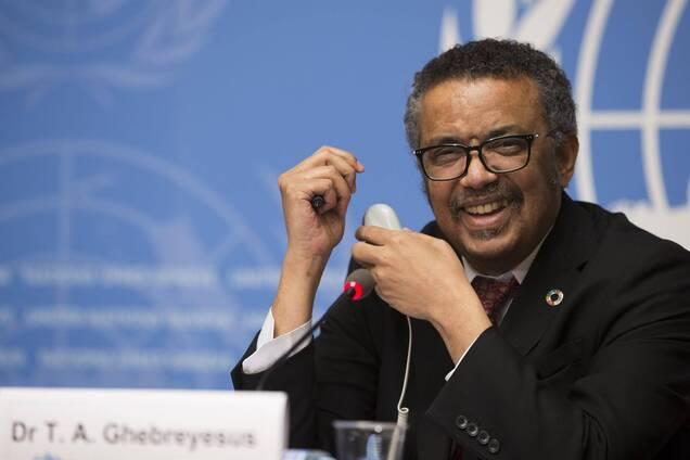 Глава ВОЗ заявил о создании спецкомиссии