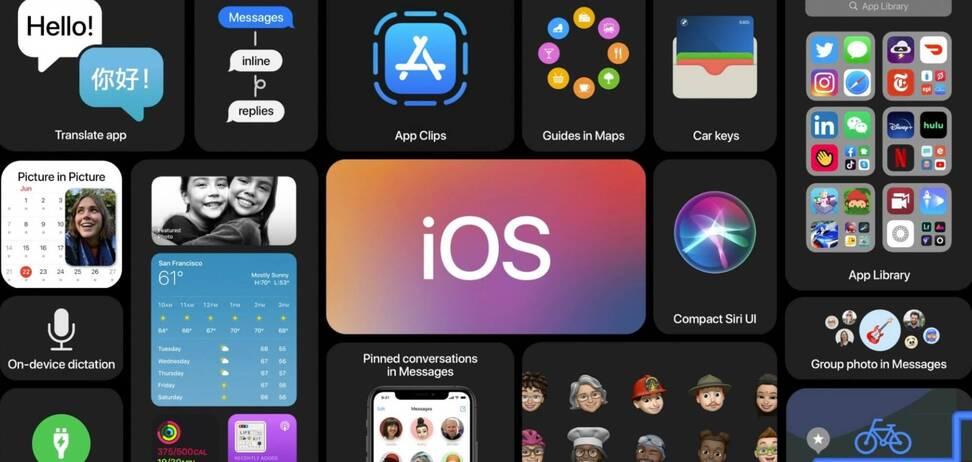 Apple выпустила публичную бету IOS 14