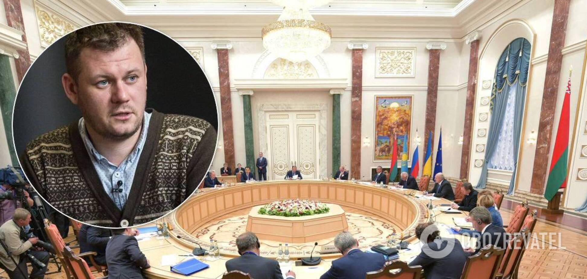 Казанський розповів, як Росія гальмує мирні переговори в Мінську
