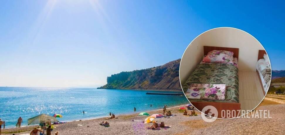 Цены на отдых в Крым в разы выше, чем в Европе