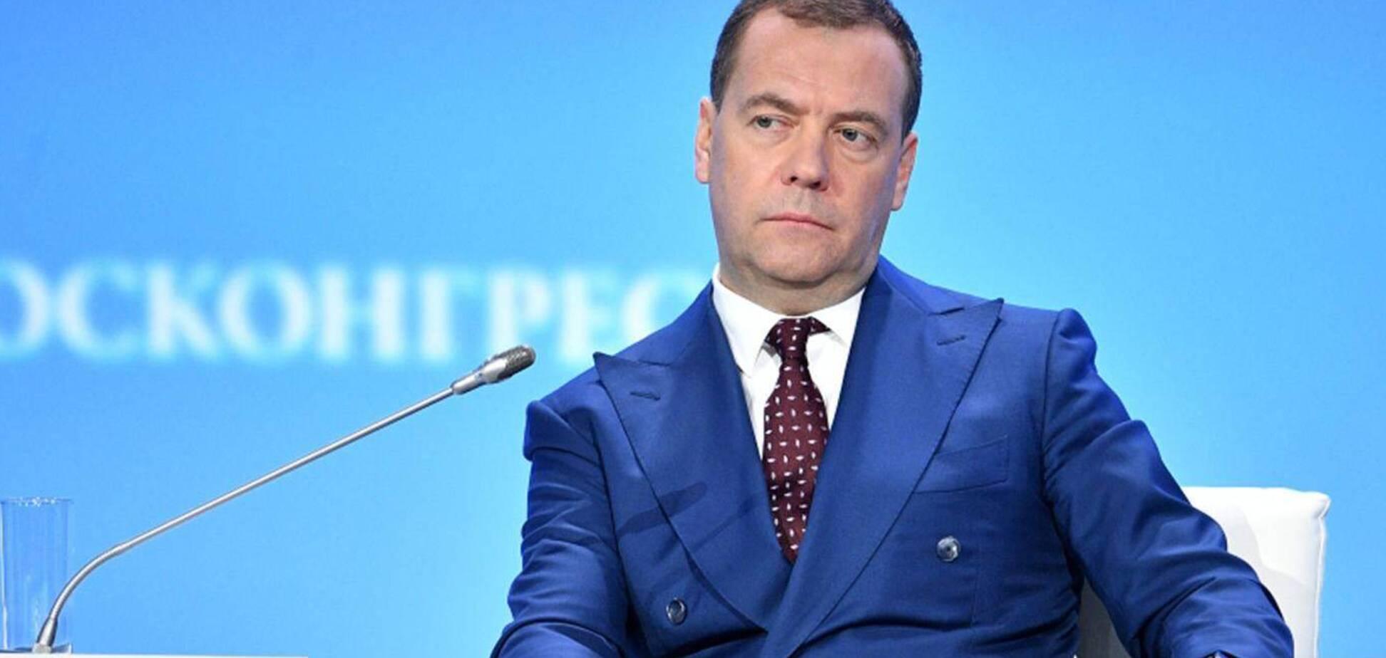 Медведев заявил, что Россия не проводит недружественную политику в отношении Украины