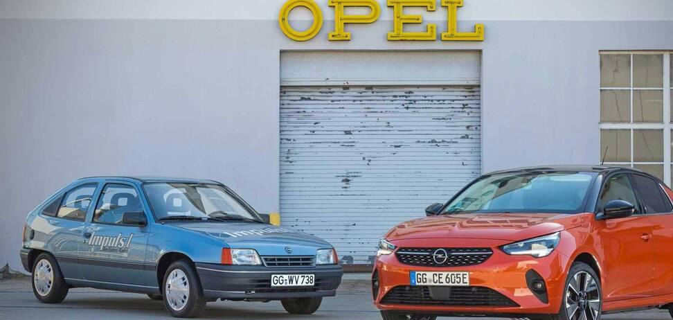 Как еще 30 лет назад Opel Kadett стал электромобилем