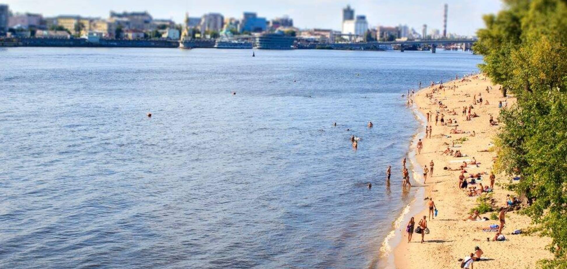 Результаты исследований показали, что водоемы Киева не соответствуют требованиям