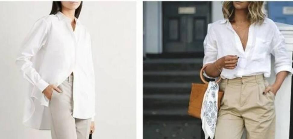 Як носити сорочку влітку: зірки запропонували цікаві ідеї